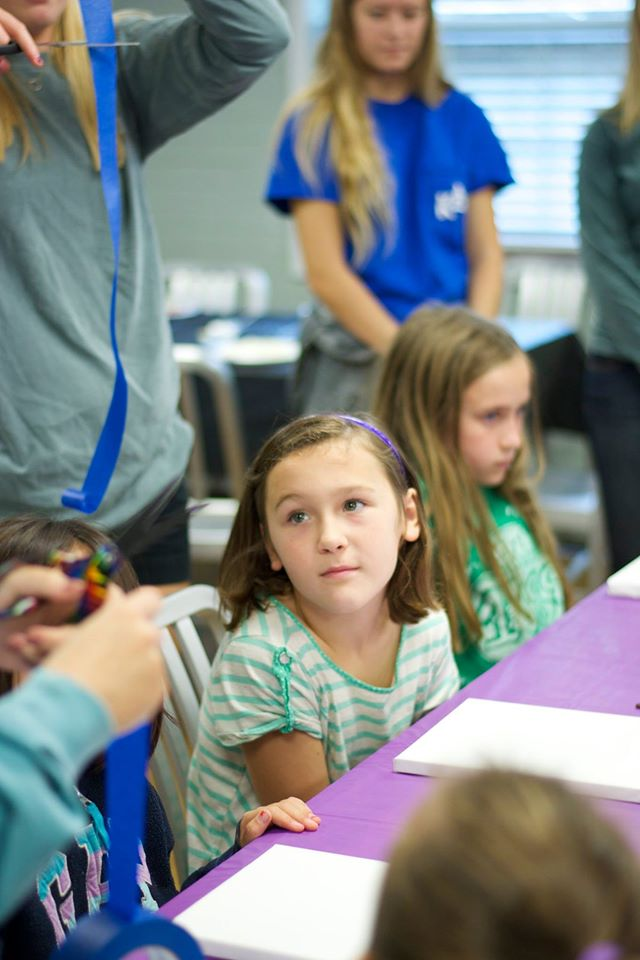 Girl Scout Event