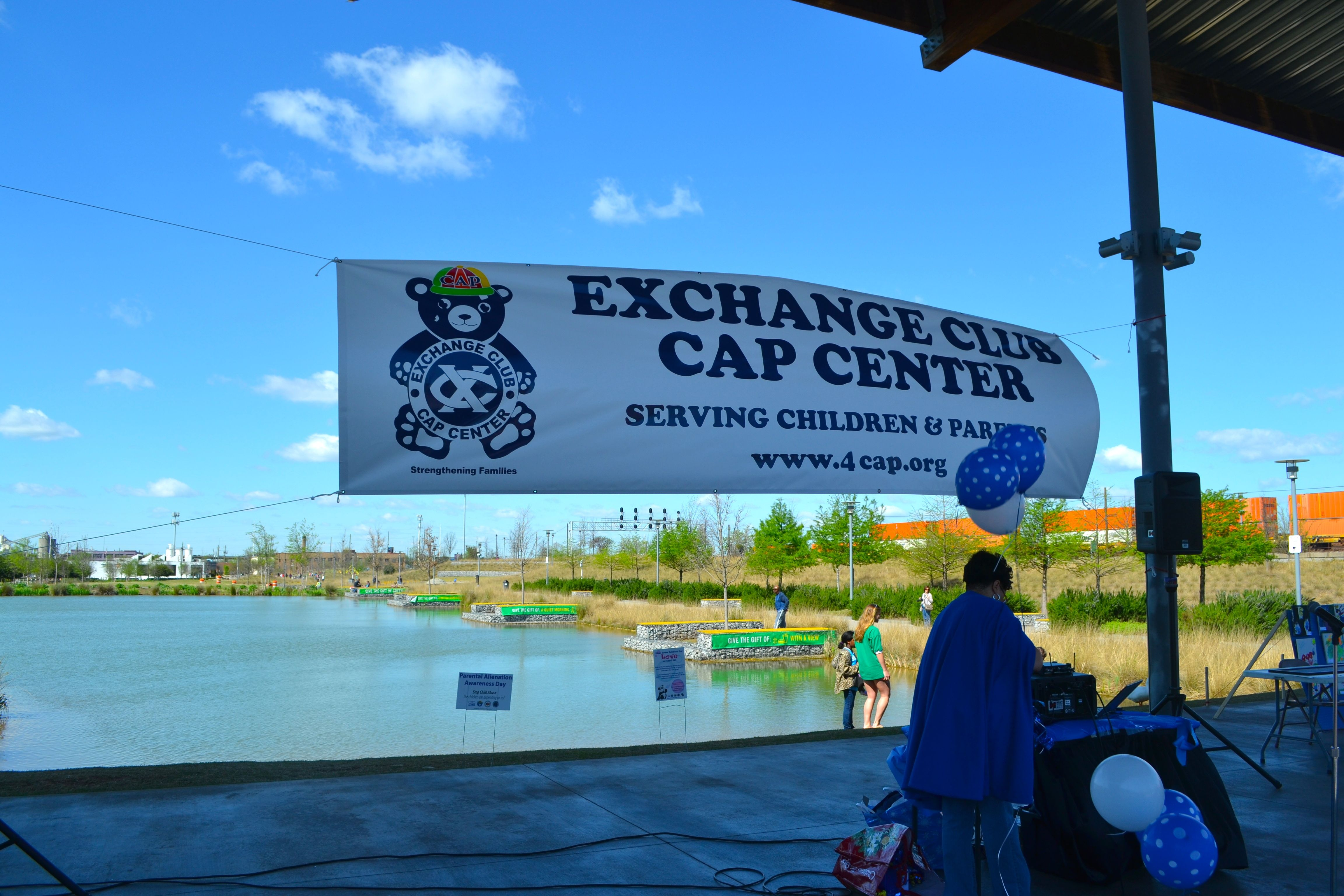 Spring 2016 Service Day w/ the Exchange Club of Birmingham