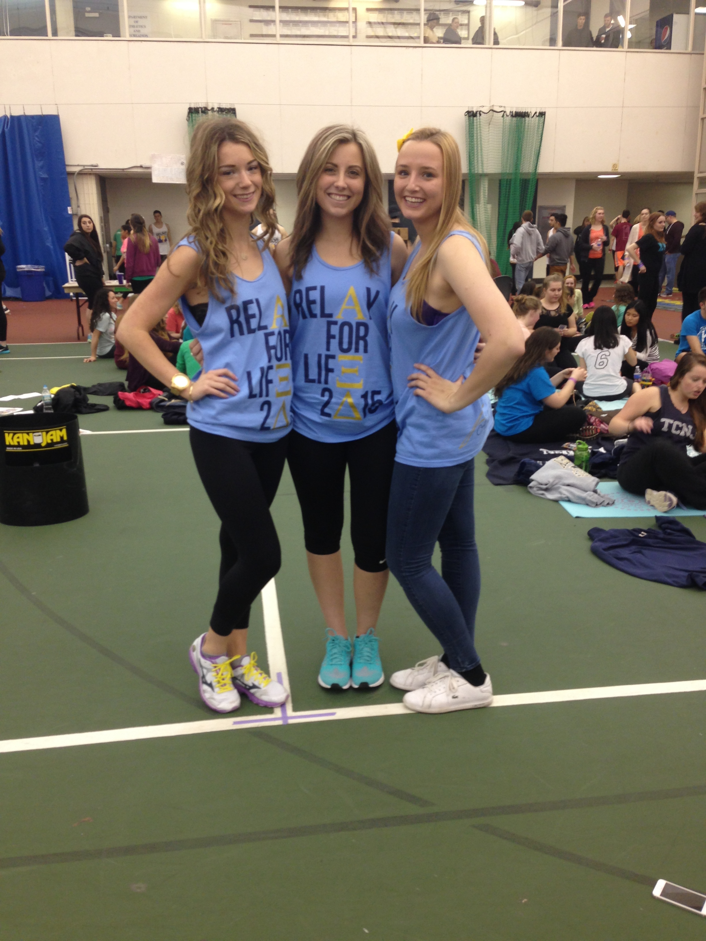 Relay for Life 2015