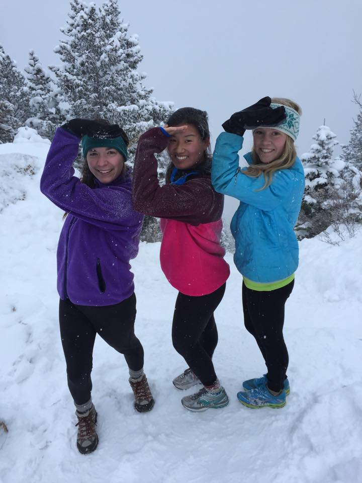 DGs Conquer the Outdoors
