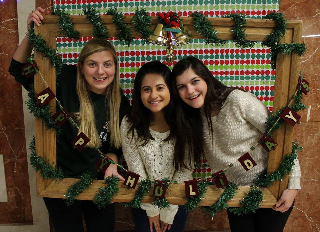 Holiday Sisterhood Party
