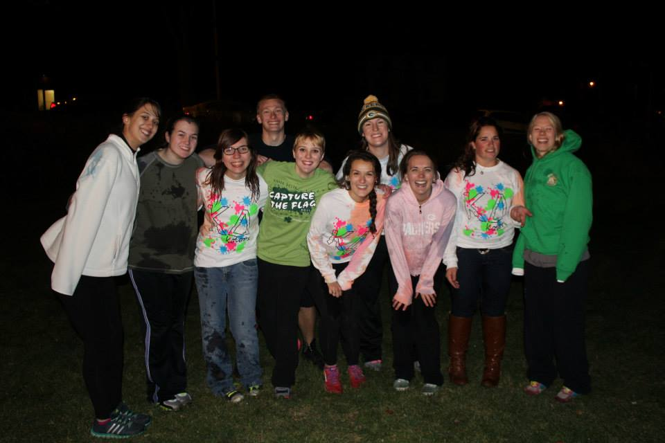 KD Kolors Shamrock Paint War