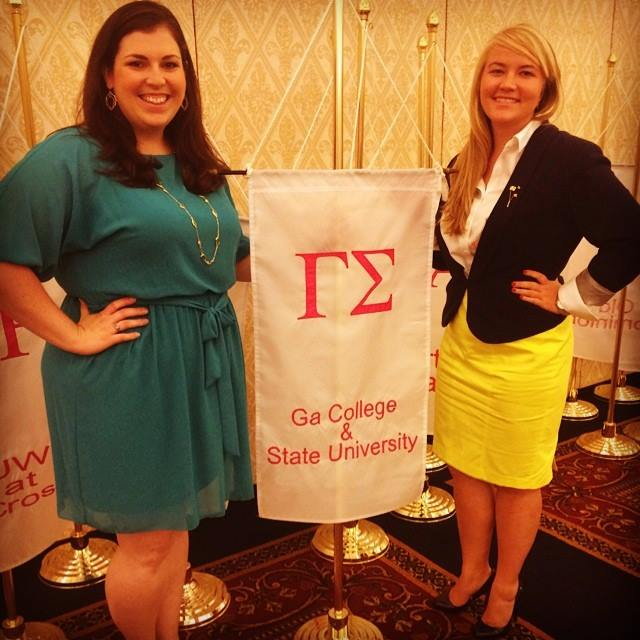Phi Mu National Convention 2014