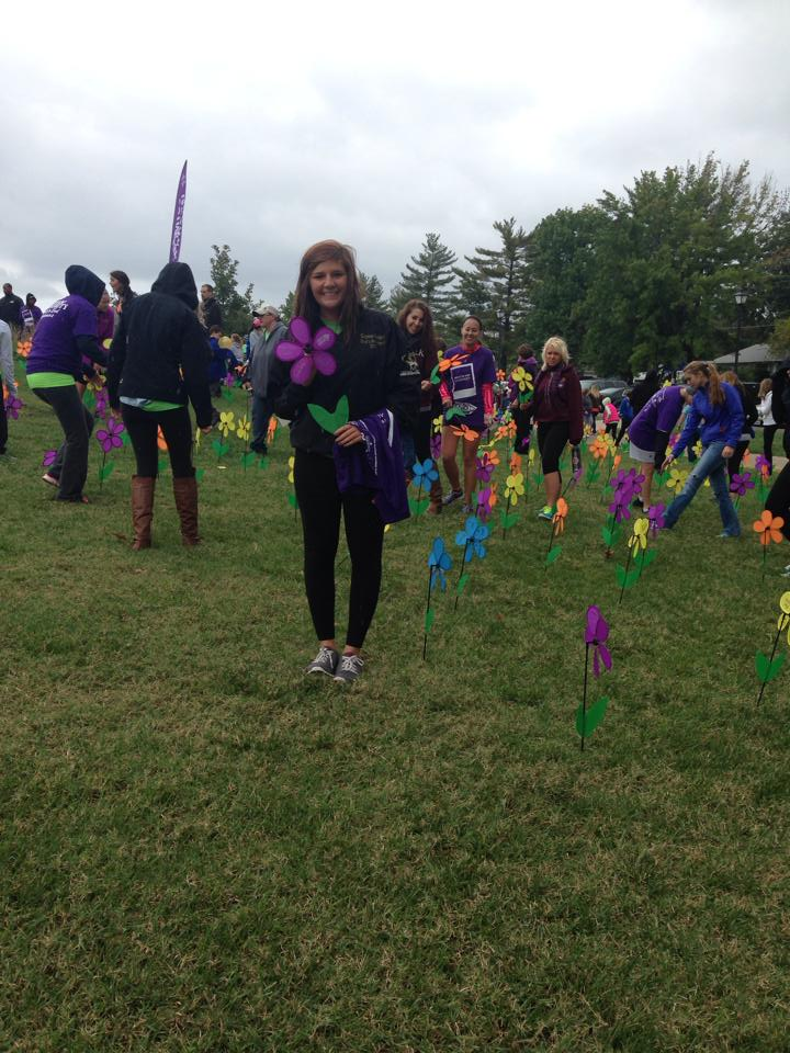 Walk to End Alzheimer's 2013