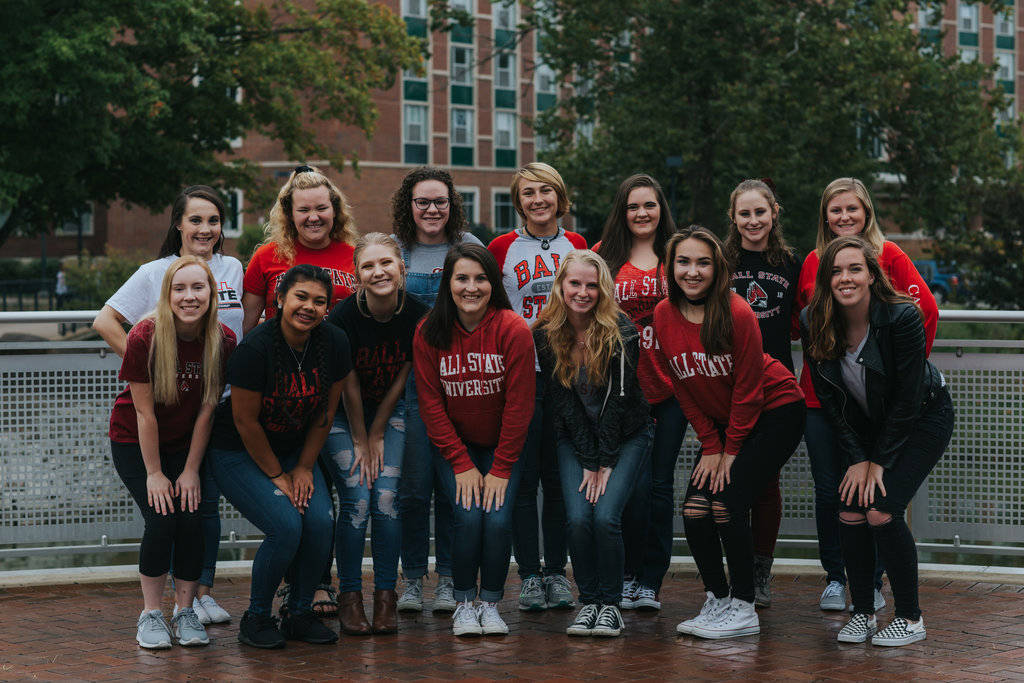 Fall Phi Class Photoshoot 2017