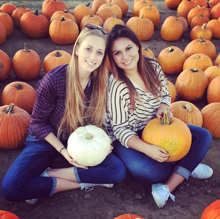 Pumpkin Patch Sisterhood