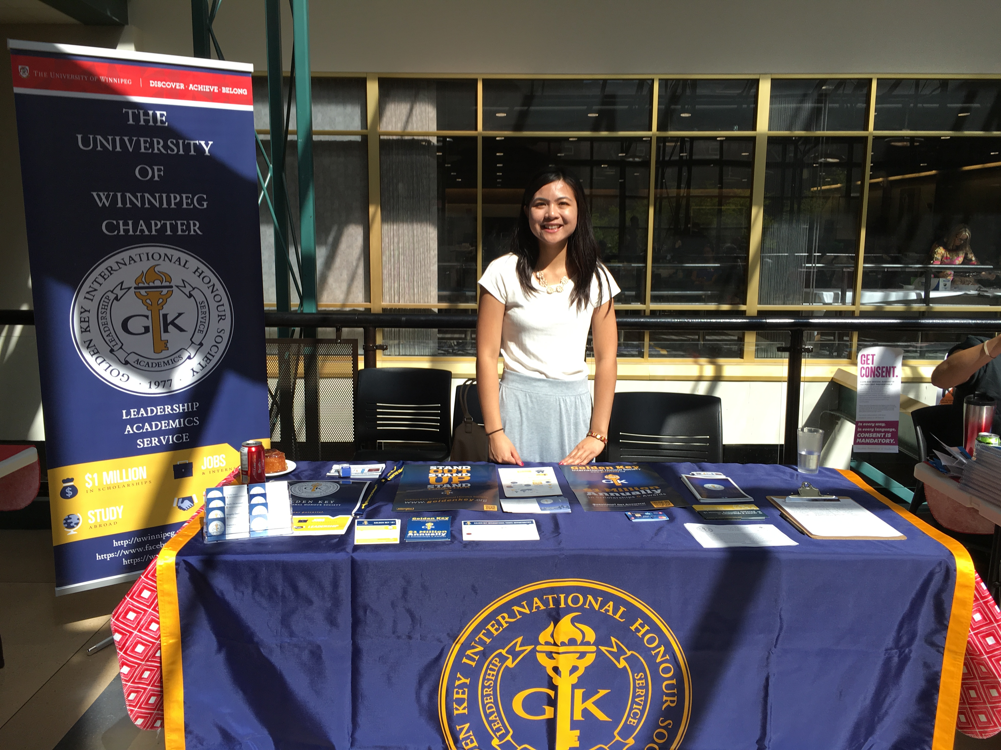 First Year Orientation Table August 29-30, 2016