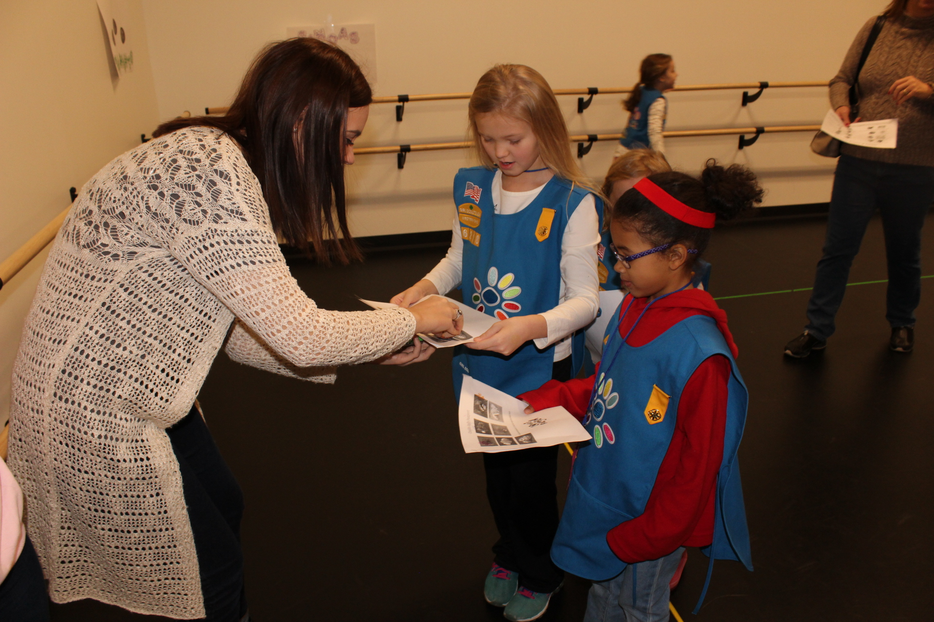 Girl Scout Cookie Rally 2017