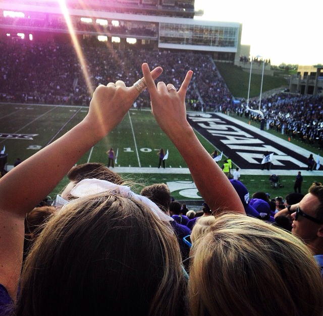 K-State Game Day 2014