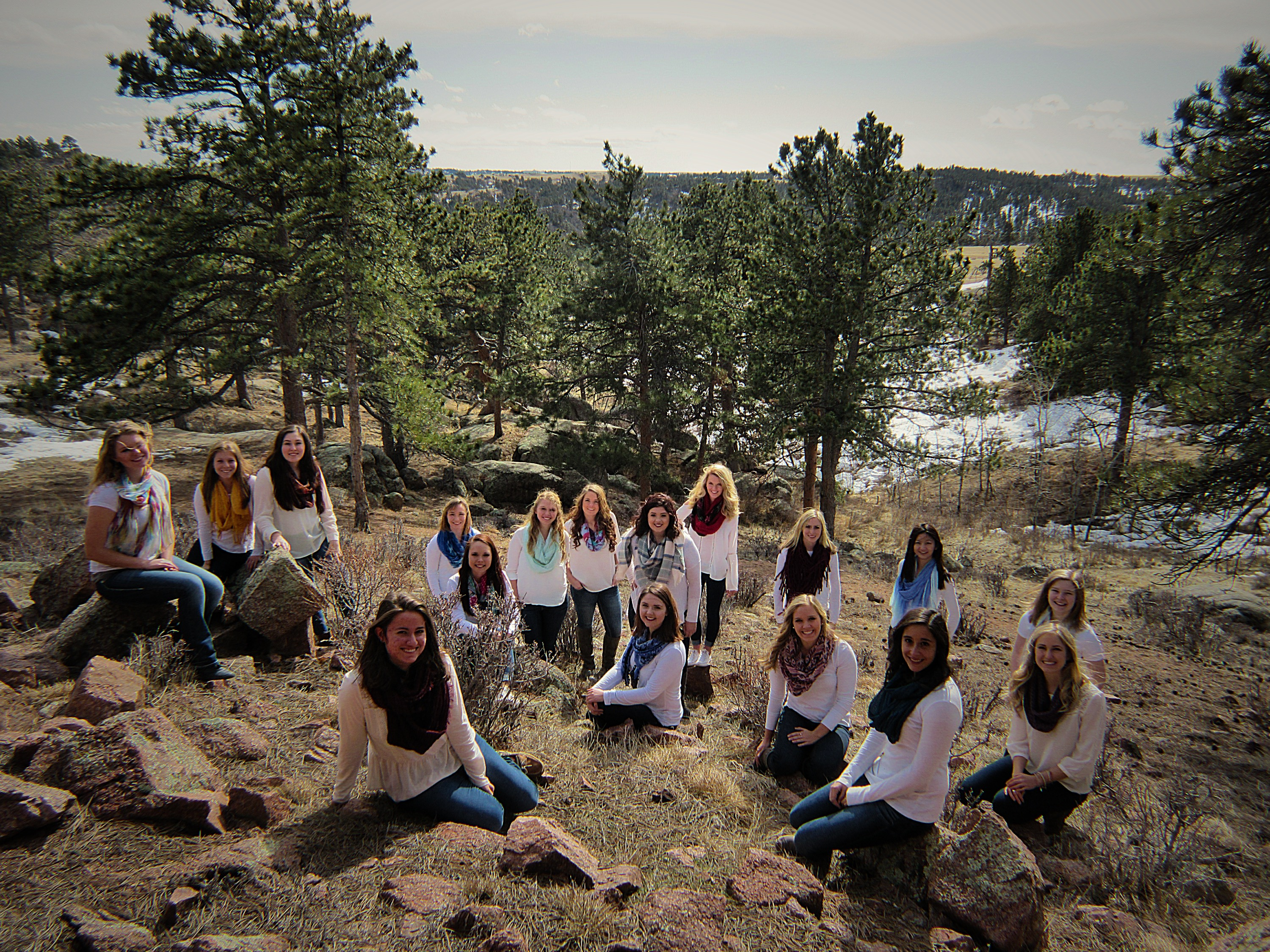 2016 Chapter Council Photoshoot