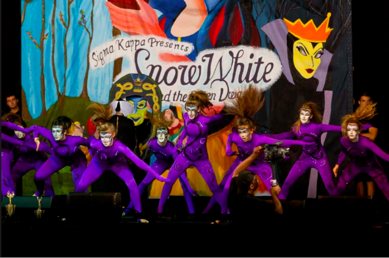 Airband 2014 - Snow White