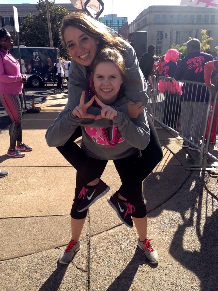Race for the Cure!