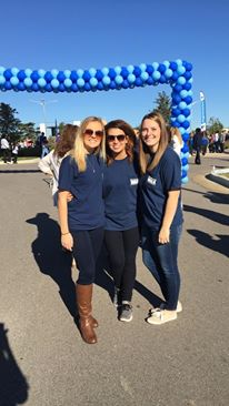 Autism Speaks Walk Fall 2016