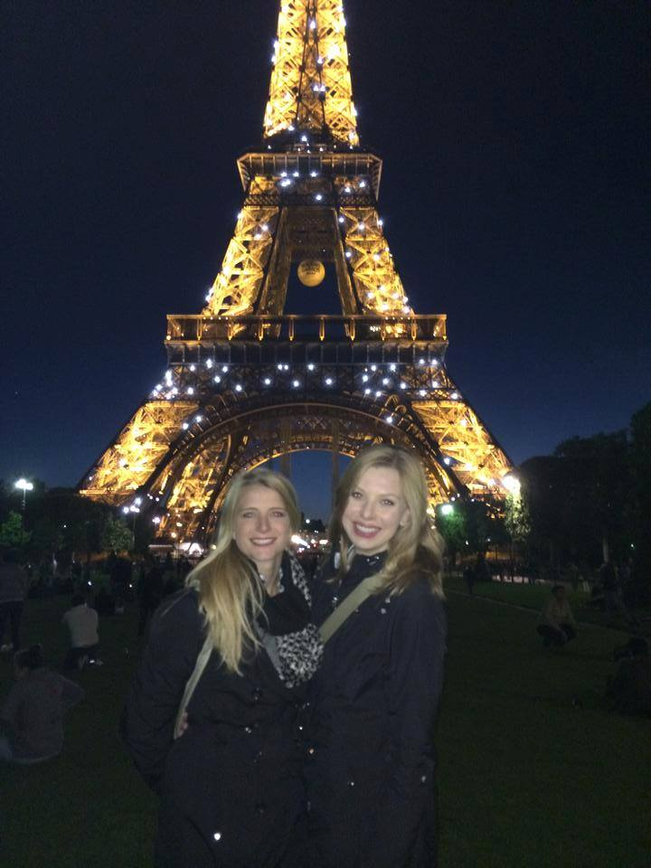 Tri Deltas Around the World
