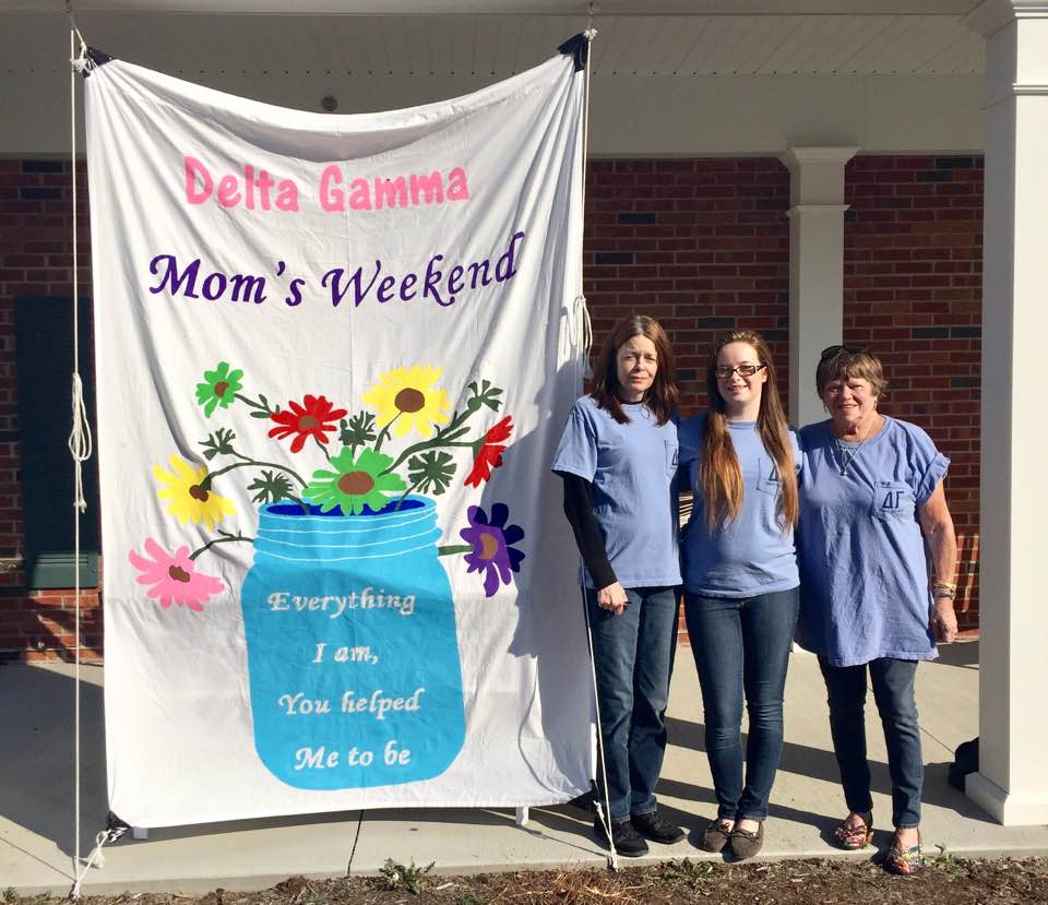 Mom's Weekend 2017