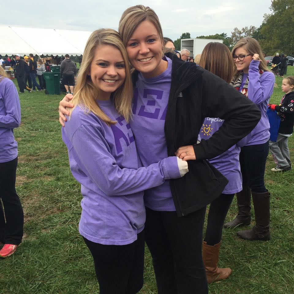 Autism Speaks Walk Fall 2014
