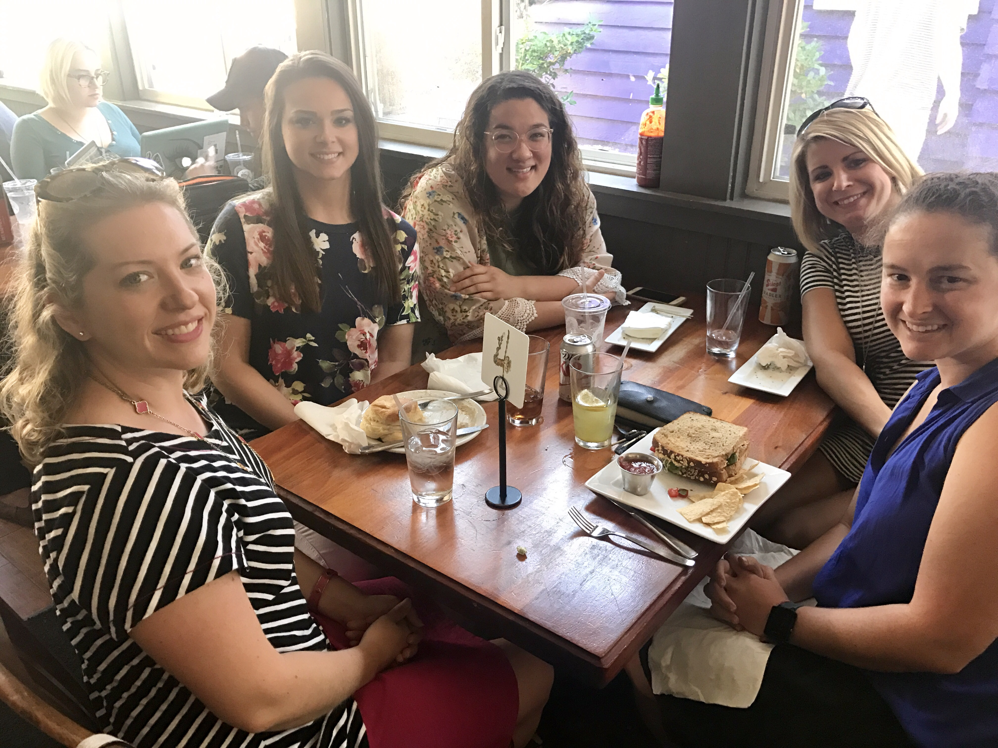 61st Birthday Brunch – July 2017