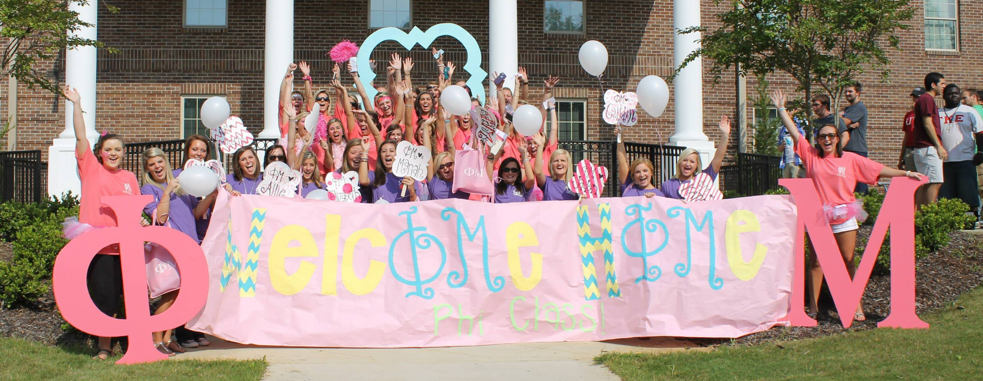 Bid Day Fall 2015