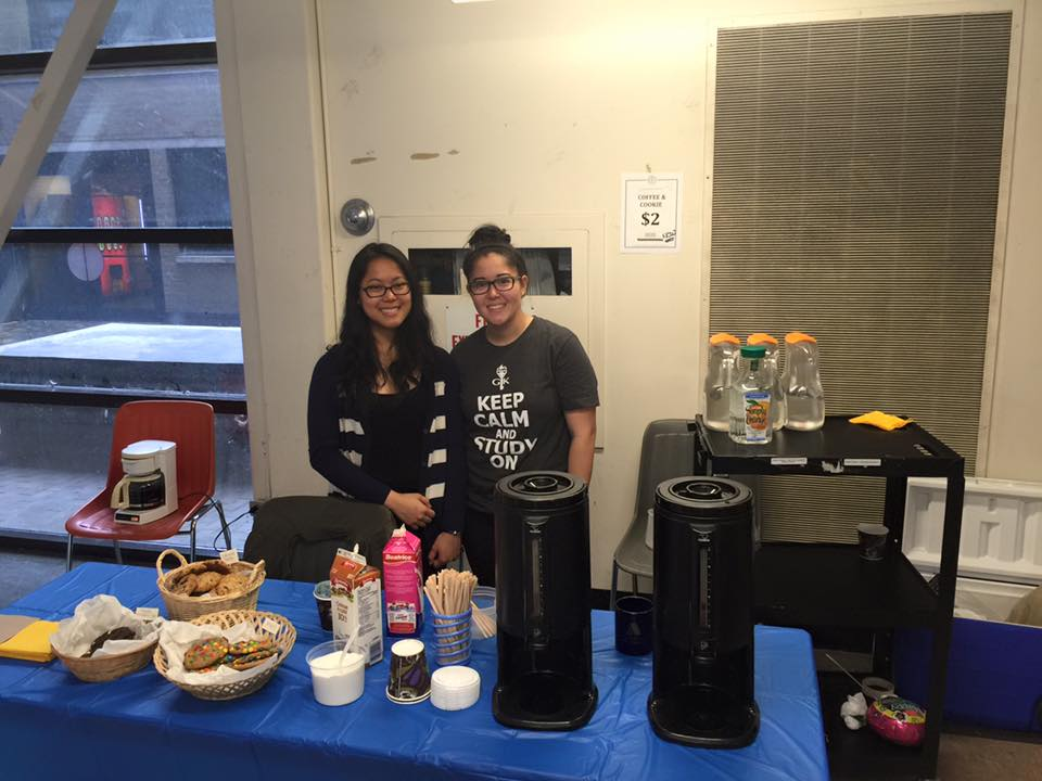 Cookies & Coffee Fundraiser October 2015