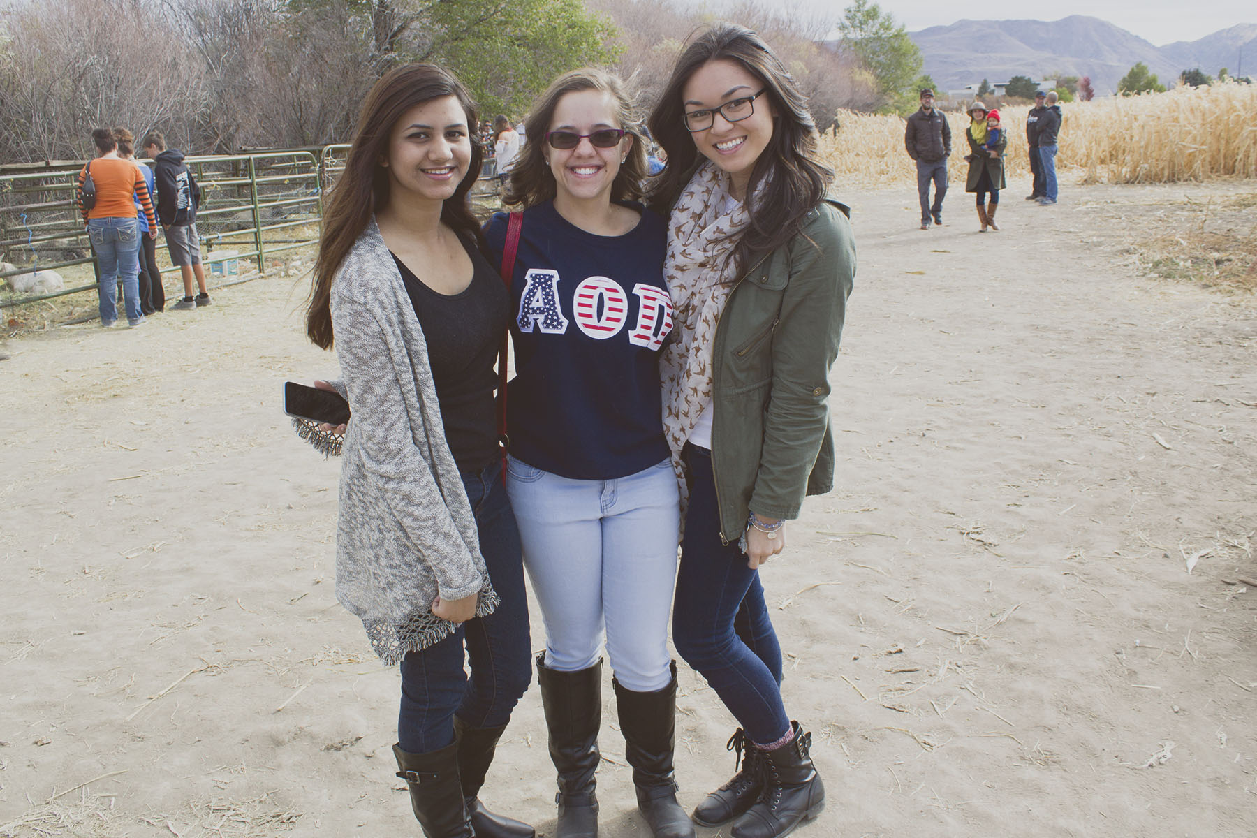 Falling in Love with AOII