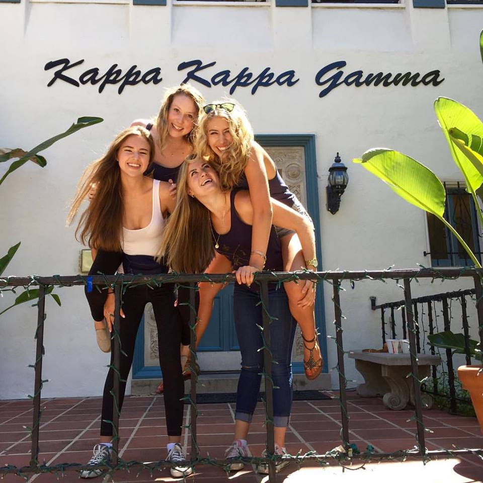 Kappa Kamp at UCLA