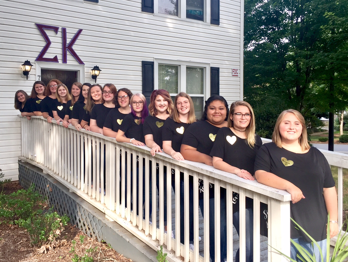 Fall 2017 Recruitment and Bid Day