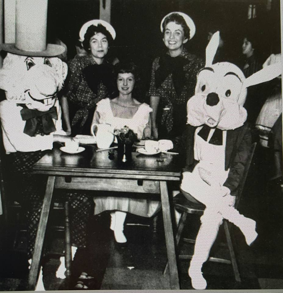 Tri-Sigma Throwback pictures 1954-1990
