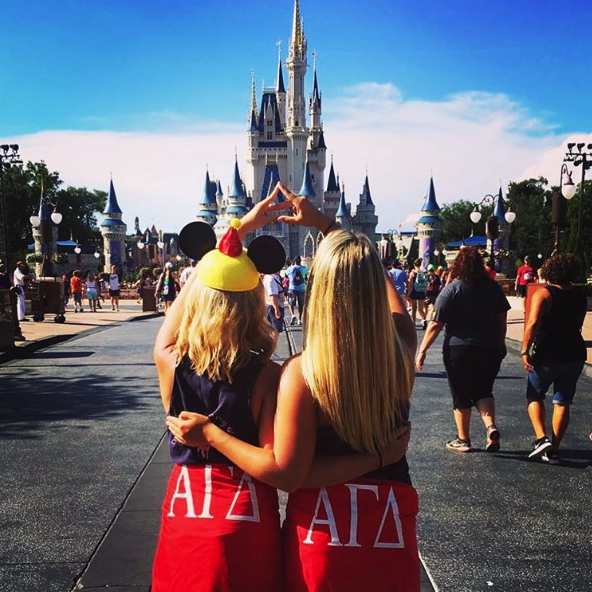 Alpha Gam Travels