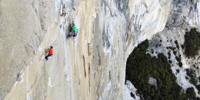Yosemite Ulusal Parkı'ndaki efsanevi duvar: Dawn Wall