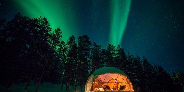 Harriniva Glamping Çadırları