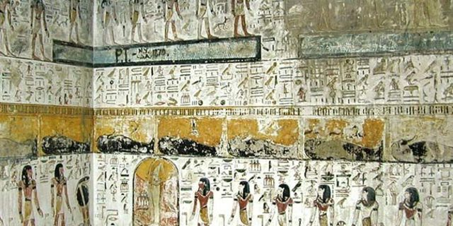 Seti'nin Mezarı