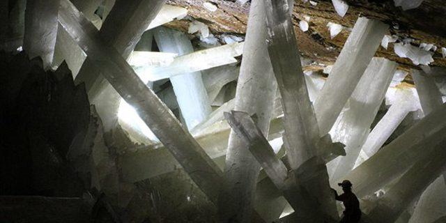 Kristaller Mağarası