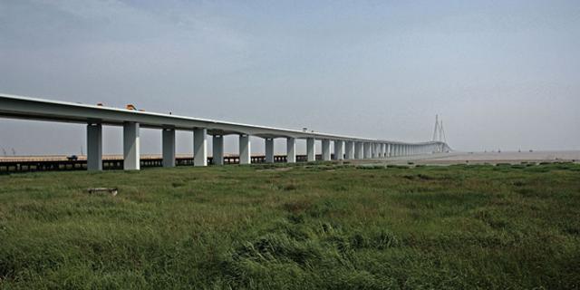 Hangzhou Körfezi Köprüsü