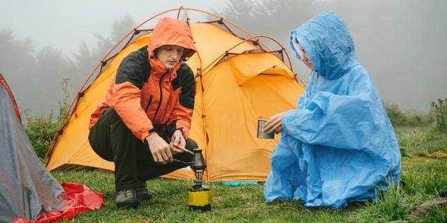 İyi bir çadır, iyi bir yağmur ceketi derken pahalıya çıkılabilir