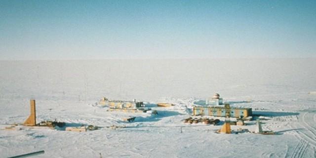 Vostok İstasyonu
