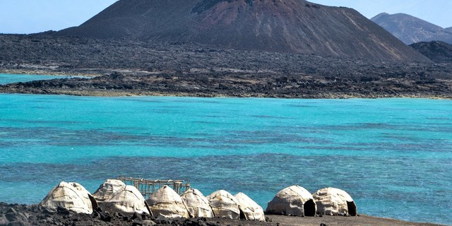 Cibuti Afrika'nın gizli hazinesi