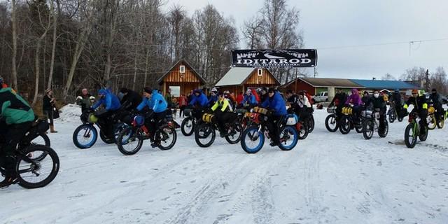 Iditarod Parkuru Invitational  Turnuvası
