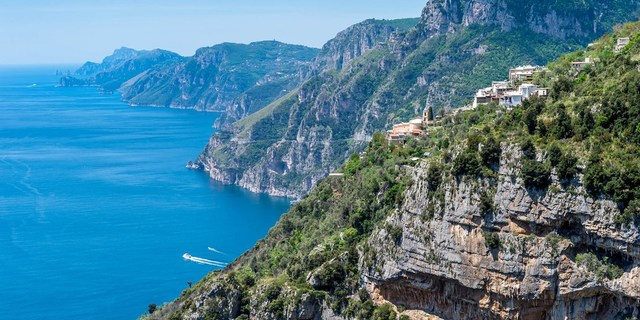 Sentiero degli Dei Amalfi