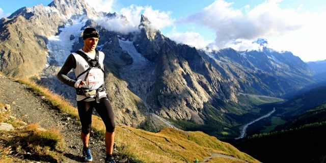 The Ultra-Trail du Mont-Blanc