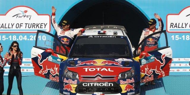 WRC bir zamanlar ülkemize de uğruyordu…