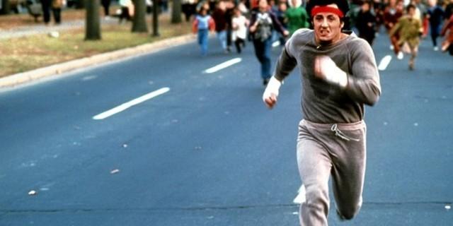 Koşmak ve film sahnesi denince akla...