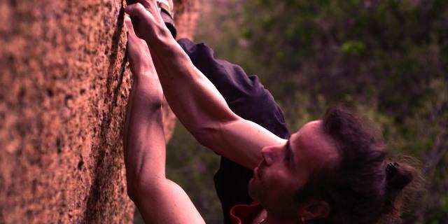 """""""Tırmanış yaparken hissettiğim en baskın duygu; kontrollü bir heyecan."""""""