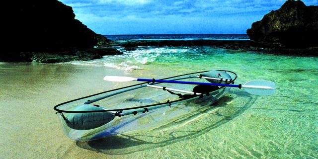 Transparan kano