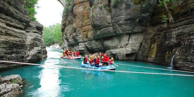 Köprülü Kanyon - Antalya