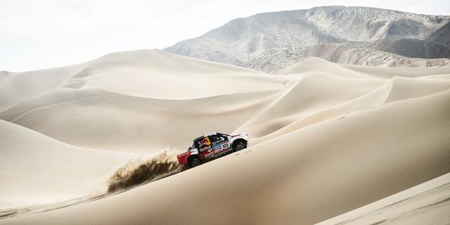 Dünyanın en zor rallisi: Dakar