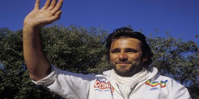 Dakar Rallisi'nin kurucusu Thierry Sabine