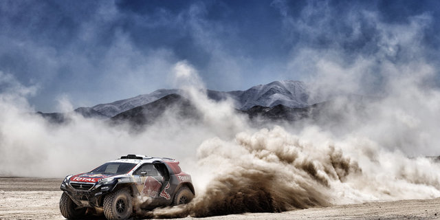 Her şey Dakar için