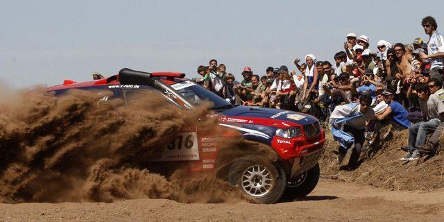 Güney Amerikalılar Dakar'ı sevdi…
