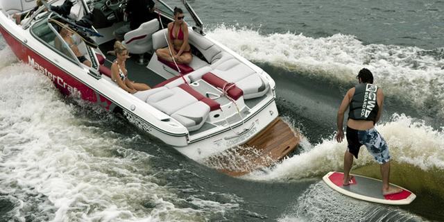 Wakesurf botu böyle bir şey…