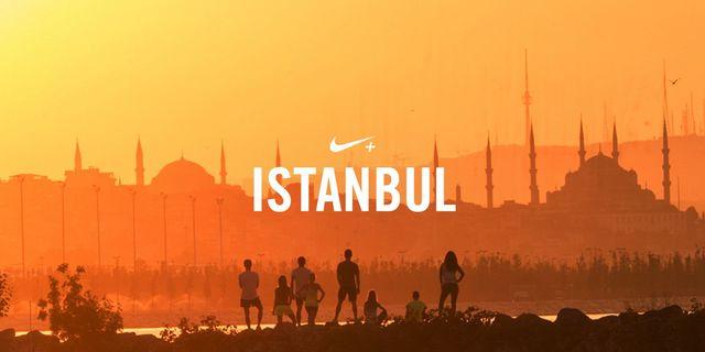 Nike Run Istanbul